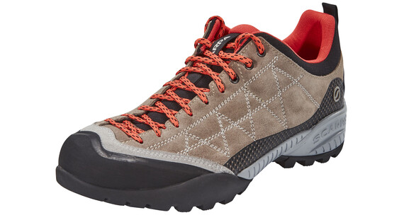 Scarpa Zen Pro Shoes Women taupe/coral red